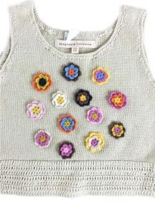 hand crochet sweater | Fine Knitting