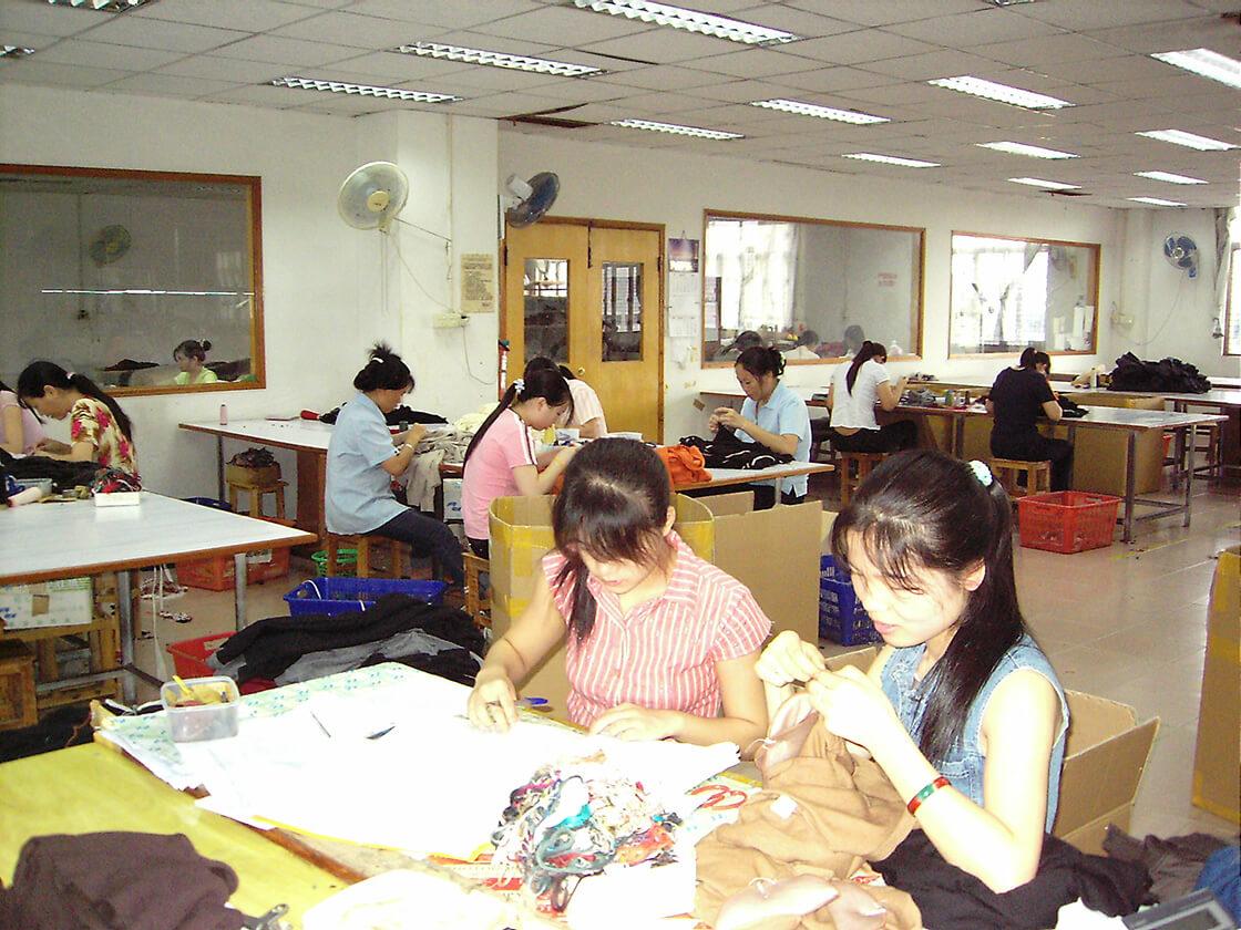 5. Hand Stitching