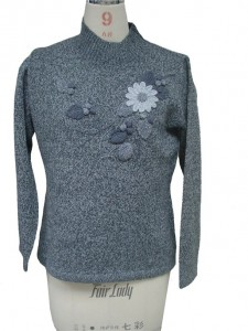 カシミヤセーター生産